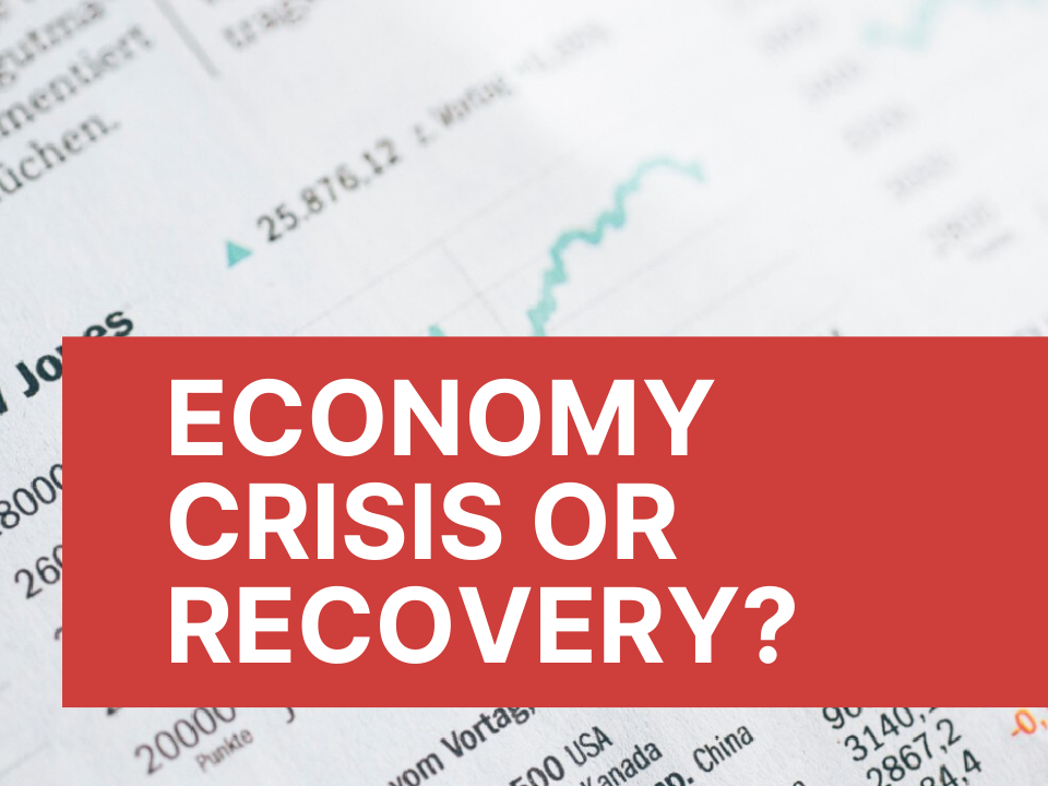 Economy Crisis or Recovery