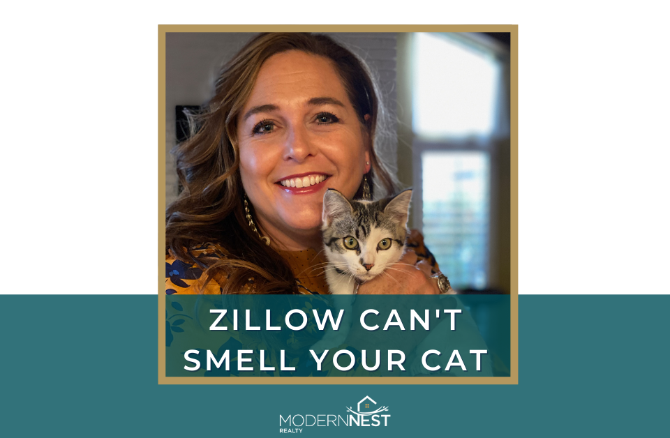 Zillow can't smell your cat